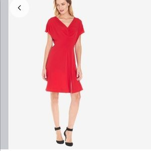 Bcbgeneration red dress size small
